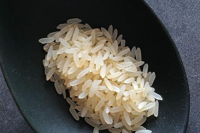 lžíce rýže