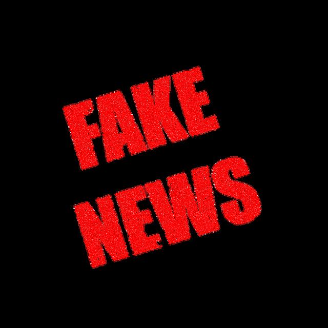 falešné zprávy