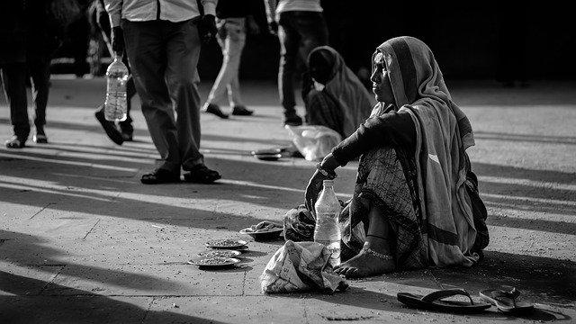 Žena na ulici